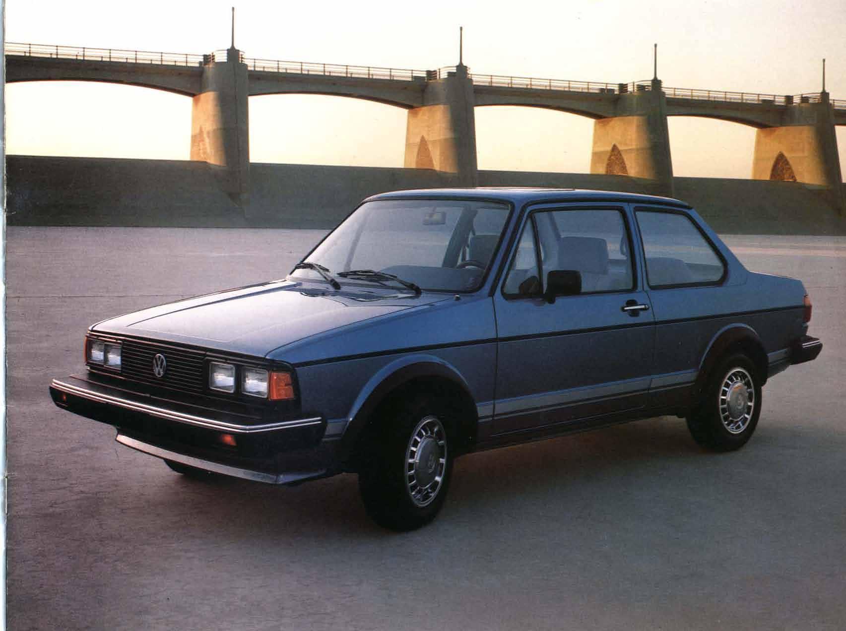 Фольксваген джетта 1984 фото