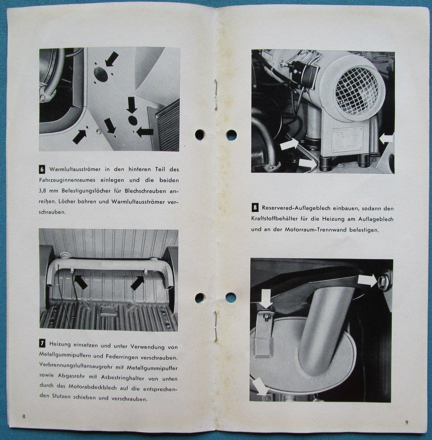 TheSamba com :: VW Archives - 1953 VW Barndoor Bus