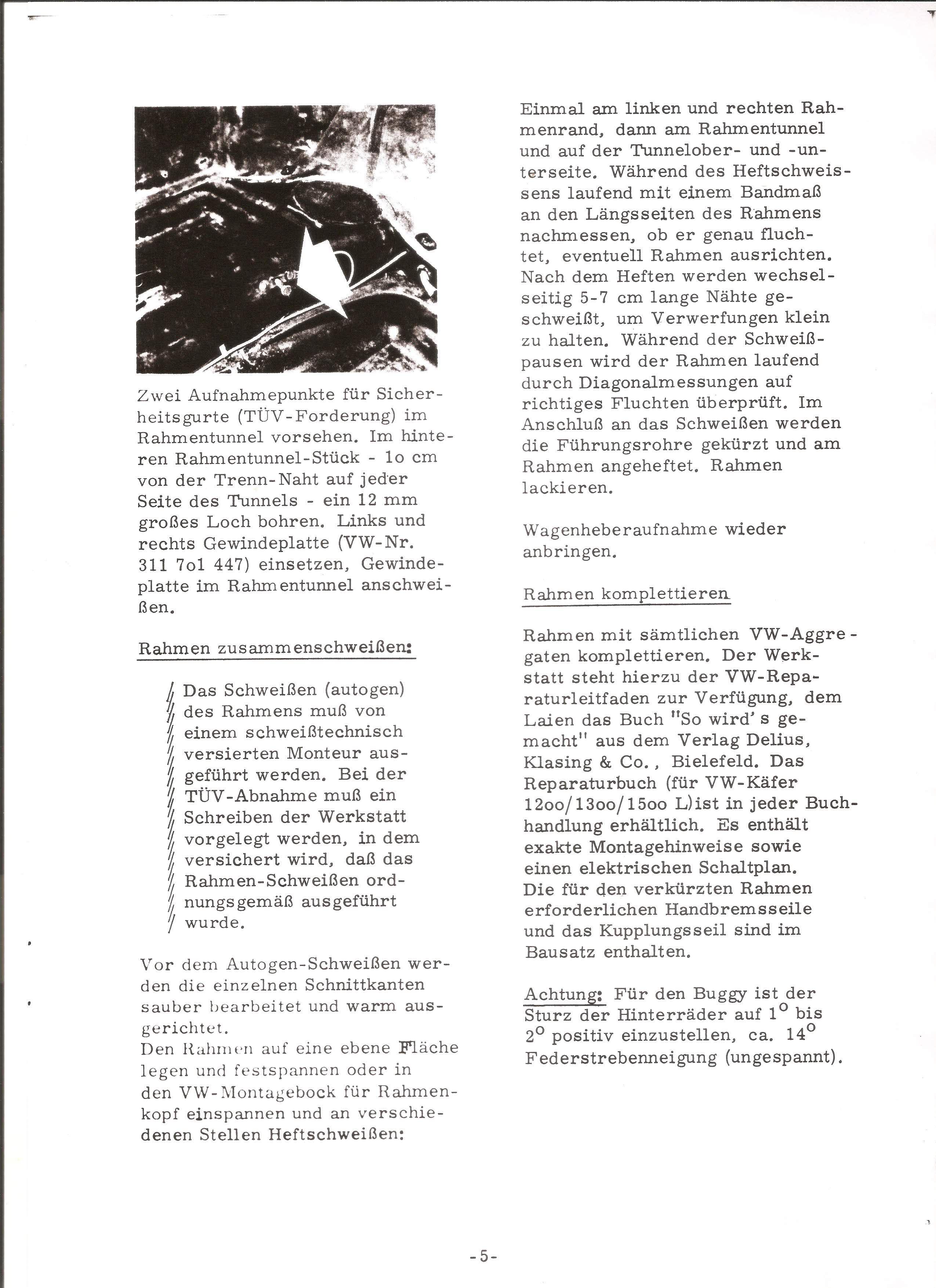 Tolle Ne Buggy Schaltplan Ideen - Der Schaltplan - traveltopus.info