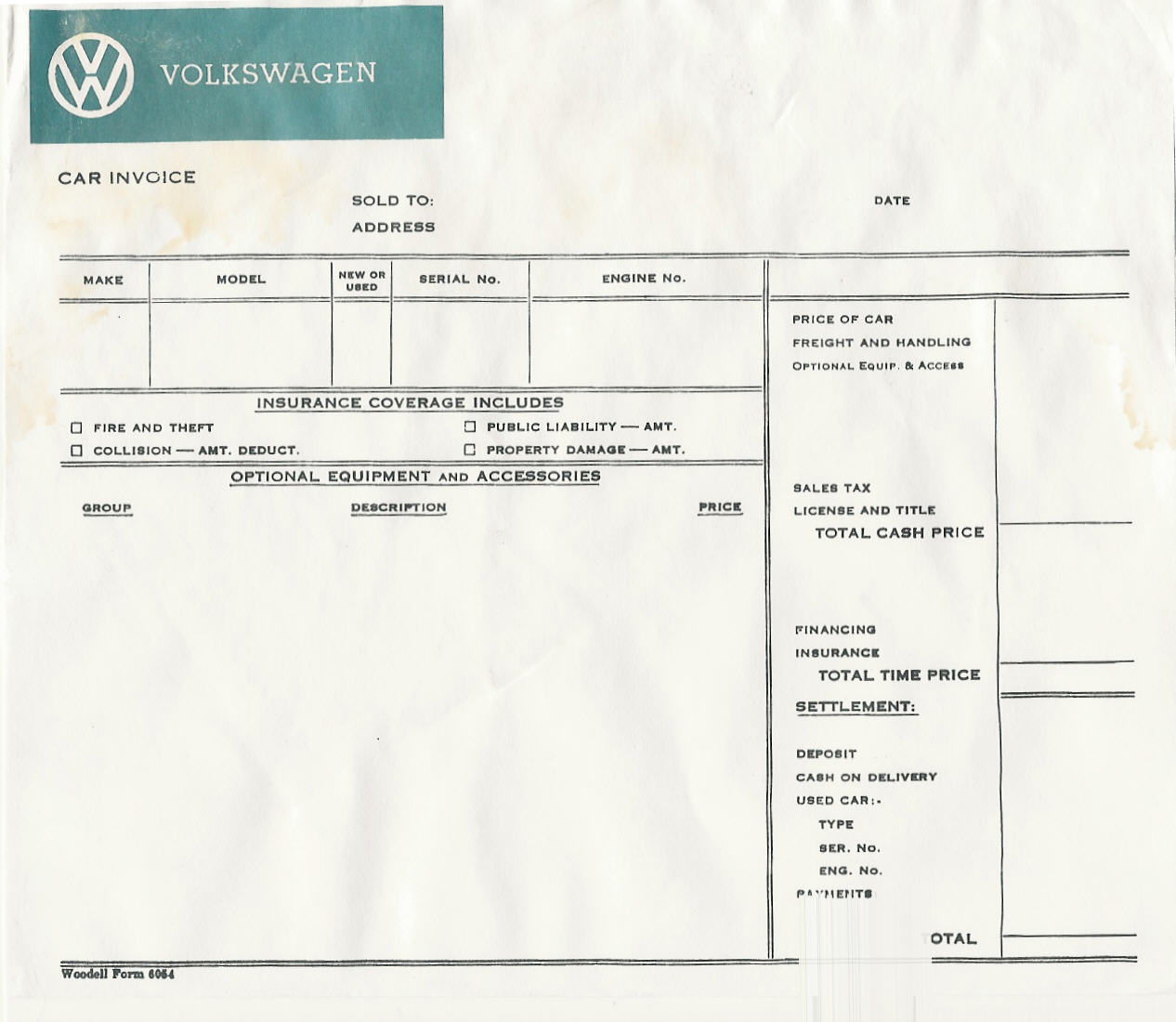 pin car sales invoice template on pinterest