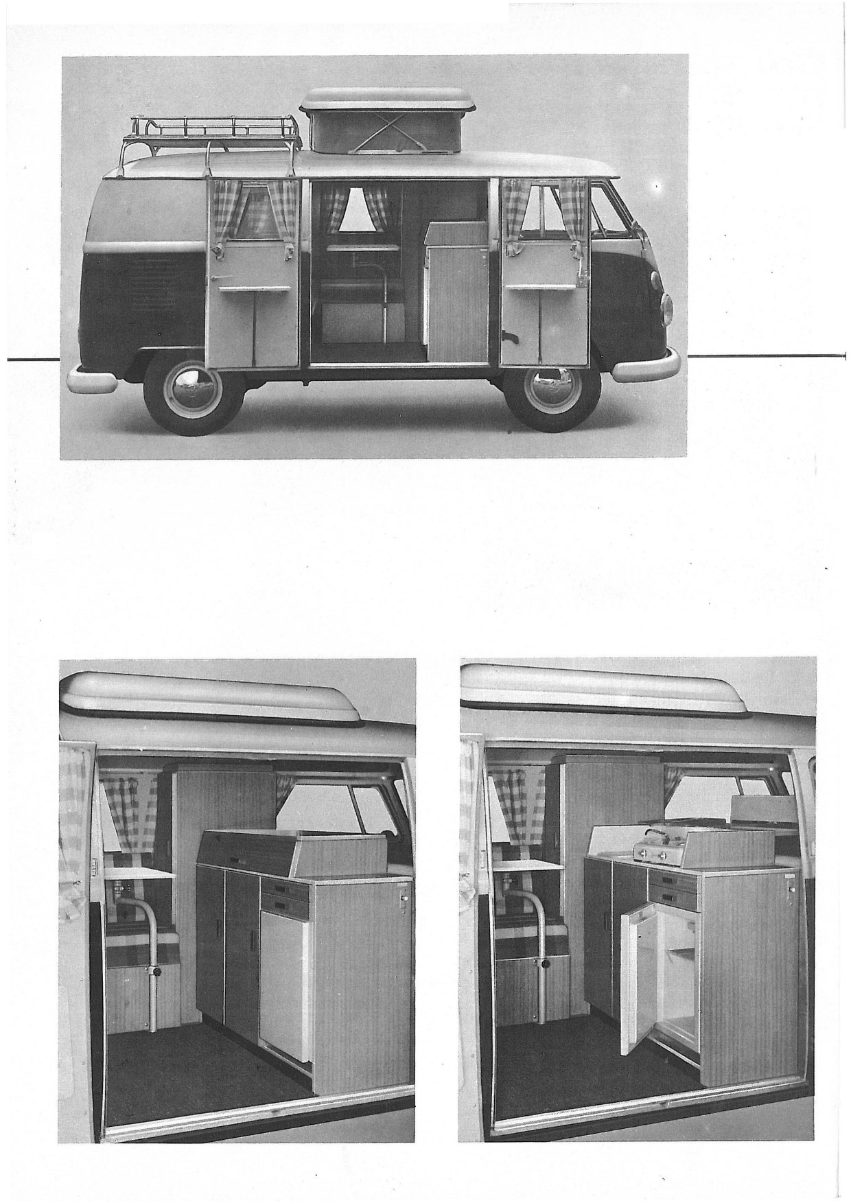 Thesamba Com Vw Archives 1967 Westfalia So44 Camper