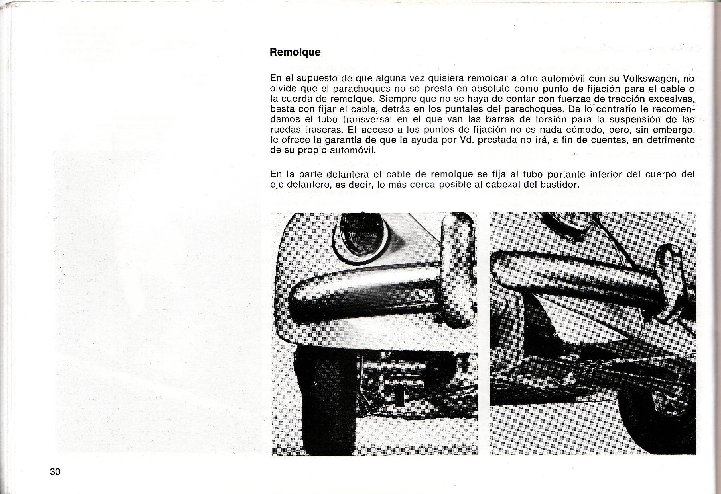 Saludos desde Zaragoza, Vw Escarabajo 1967 30