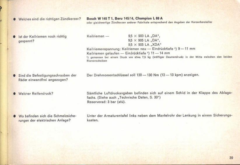 TheSamba com :: 1973 Beetle 1303 Owner's Manual - German