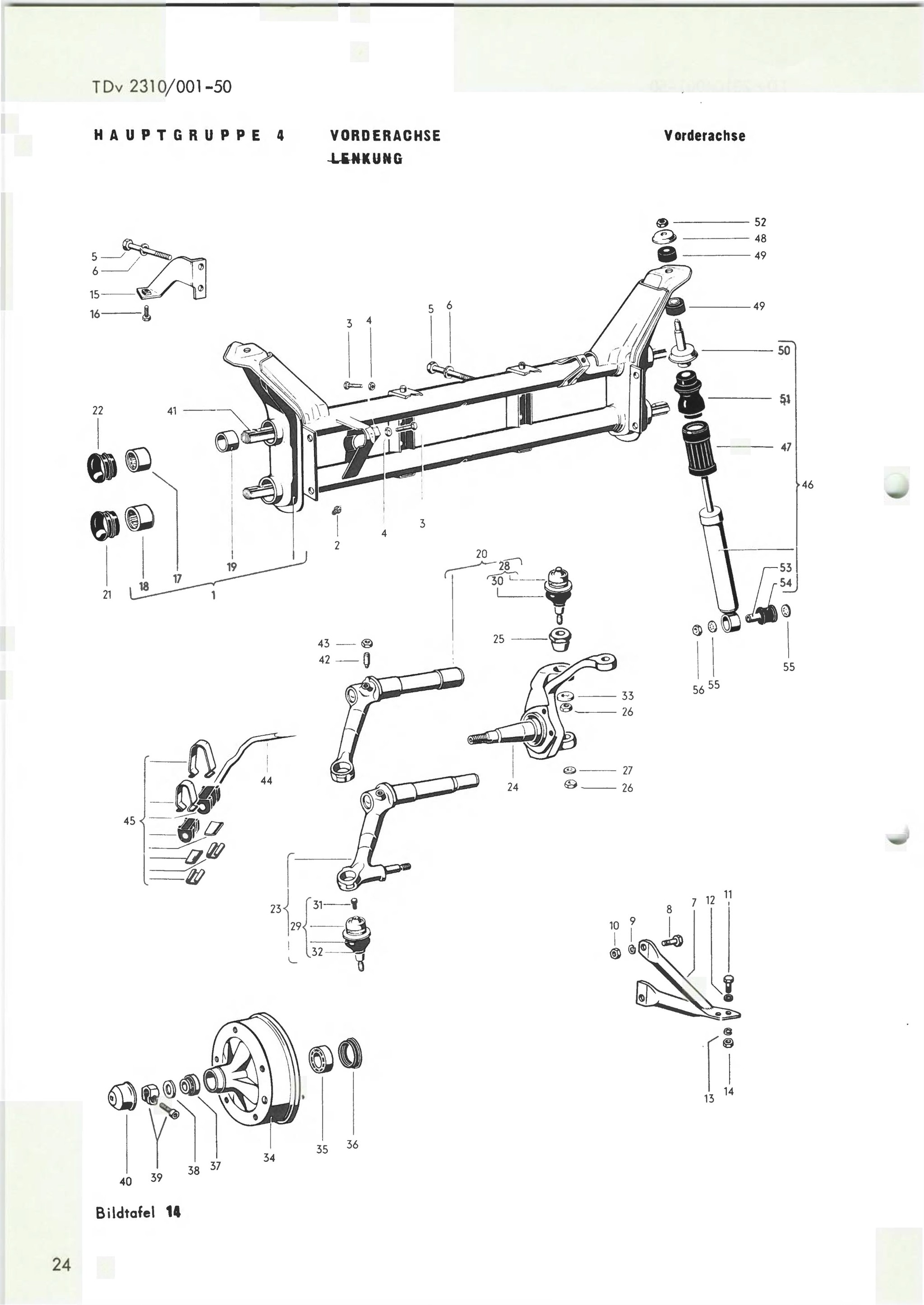 vw bug transmission parts diagram