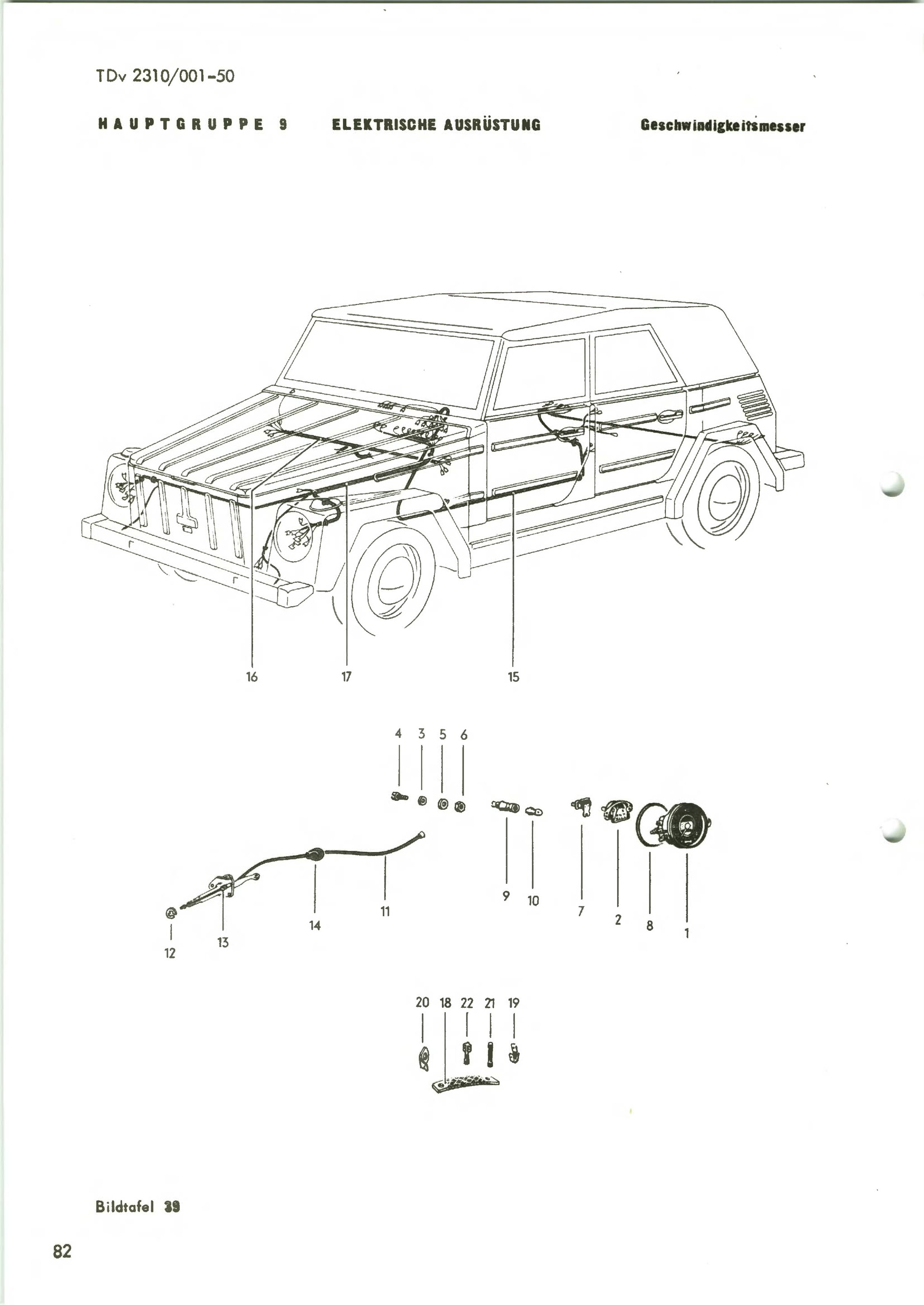 parts for 1992 vw cabriolet