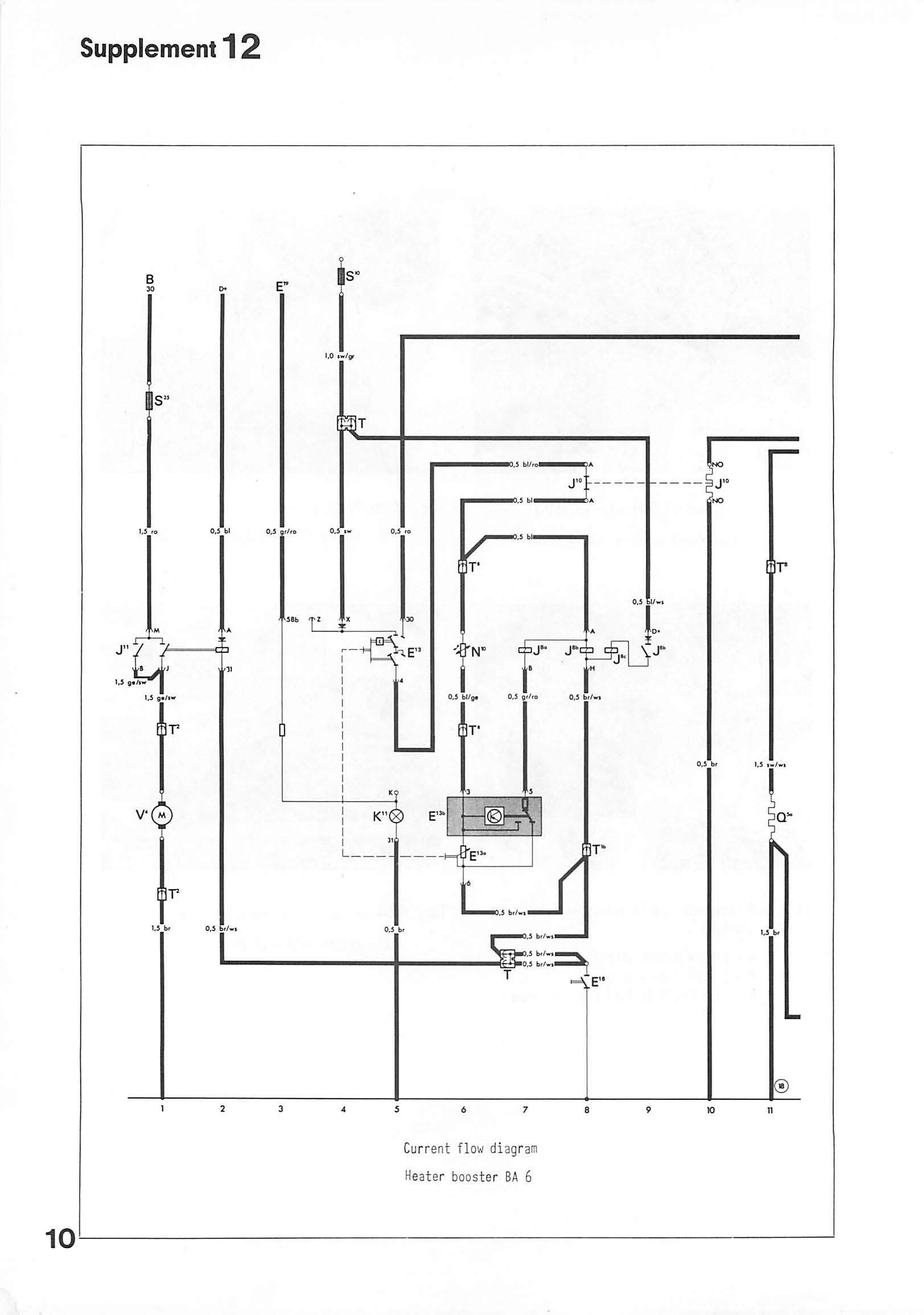 1977 volkswagen bus wiring diagram volkswagen bus wiring diagram thesamba com bay window bus view topic help with #4
