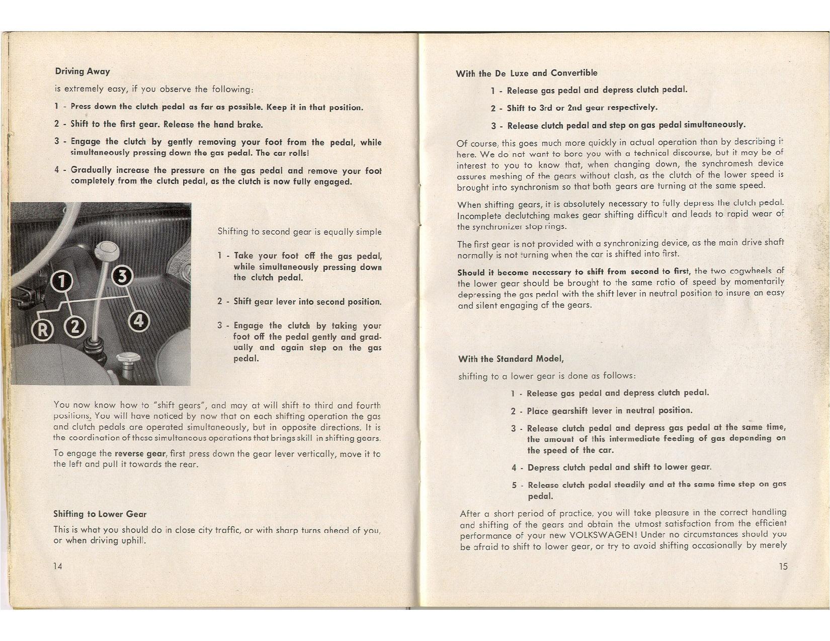thesamba com august 1955 1956 vw bug owner s manual rh thesamba com 1970 vw beetle owners manual pdf vw beetle owners manual pdf