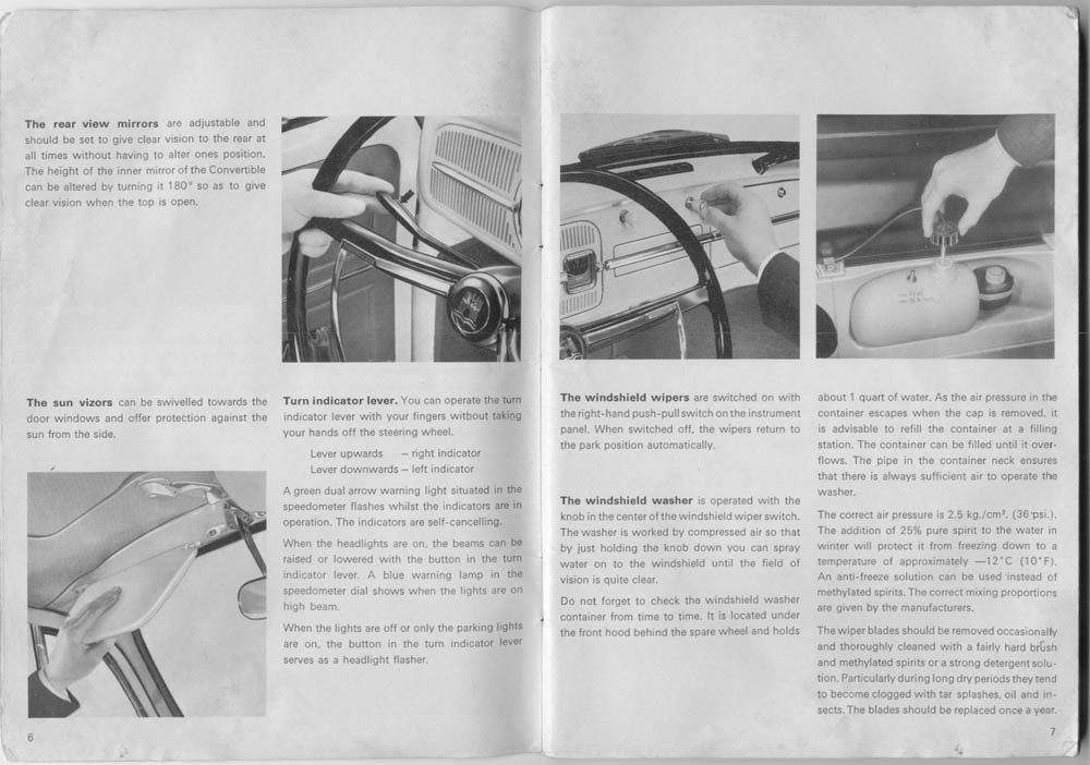 TheSamba com :: 1966 August 1965 Bug Owners Manual