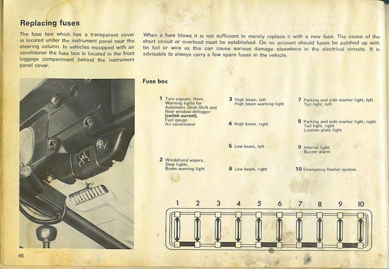 70 Vw Bug Wiring Diagram