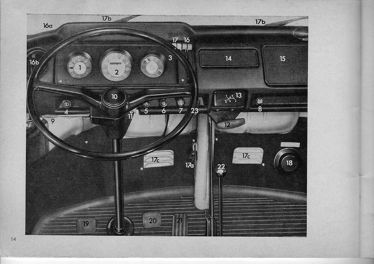 Thesamba Com 1971 Vw Bus Owner S Manual