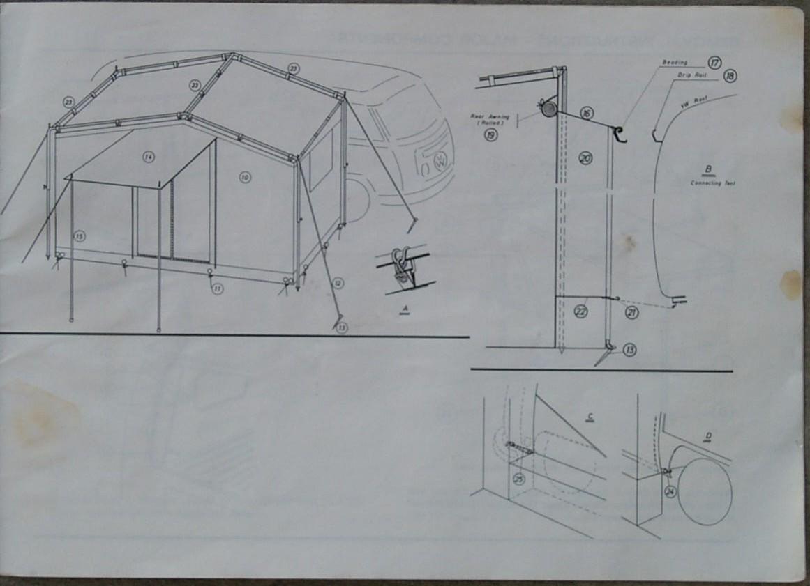 thesamba com    1971 vw dormobile westfalia so 3 camper