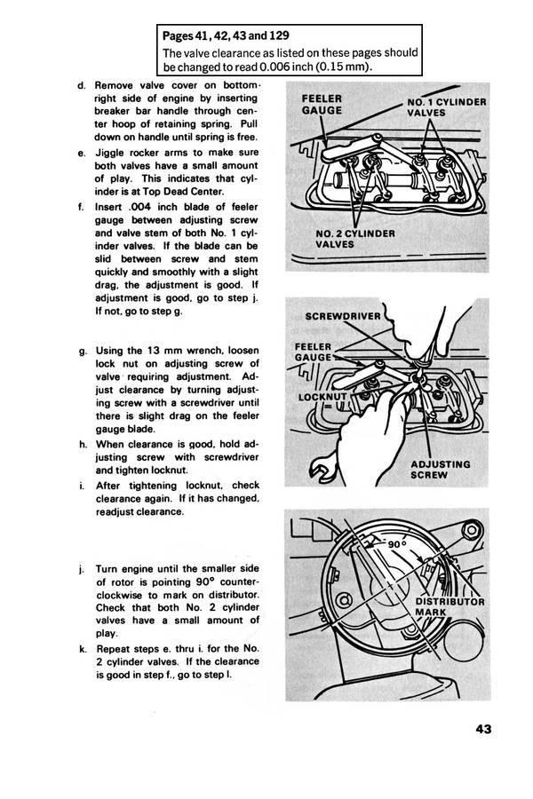 TheSamba com :: Beetle - 1958-1967 - View topic - Valve LASH valve