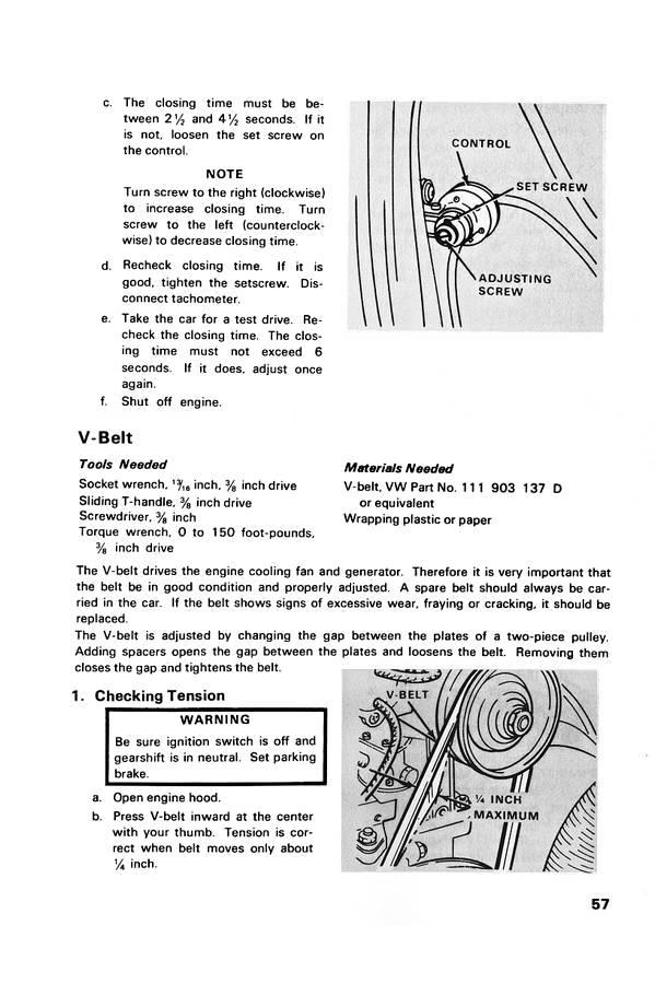 Volkswagen Beetle Questions Manual Guide