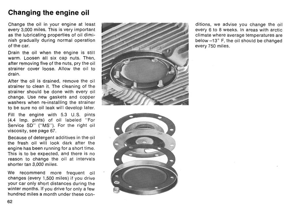 TheSamba.com :: Beetle - Late Model/Super - 1968-up - View topic - Oil change interval + do I ...