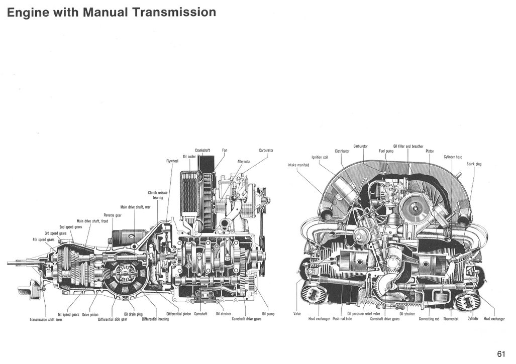 ford motor wiring inside ignition coil distributor diagram