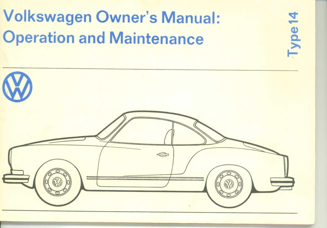 thesamba com 1974 vw karmann ghia owner s manual rh thesamba com vw karmann ghia workshop manual 1974 vw karmann ghia manual