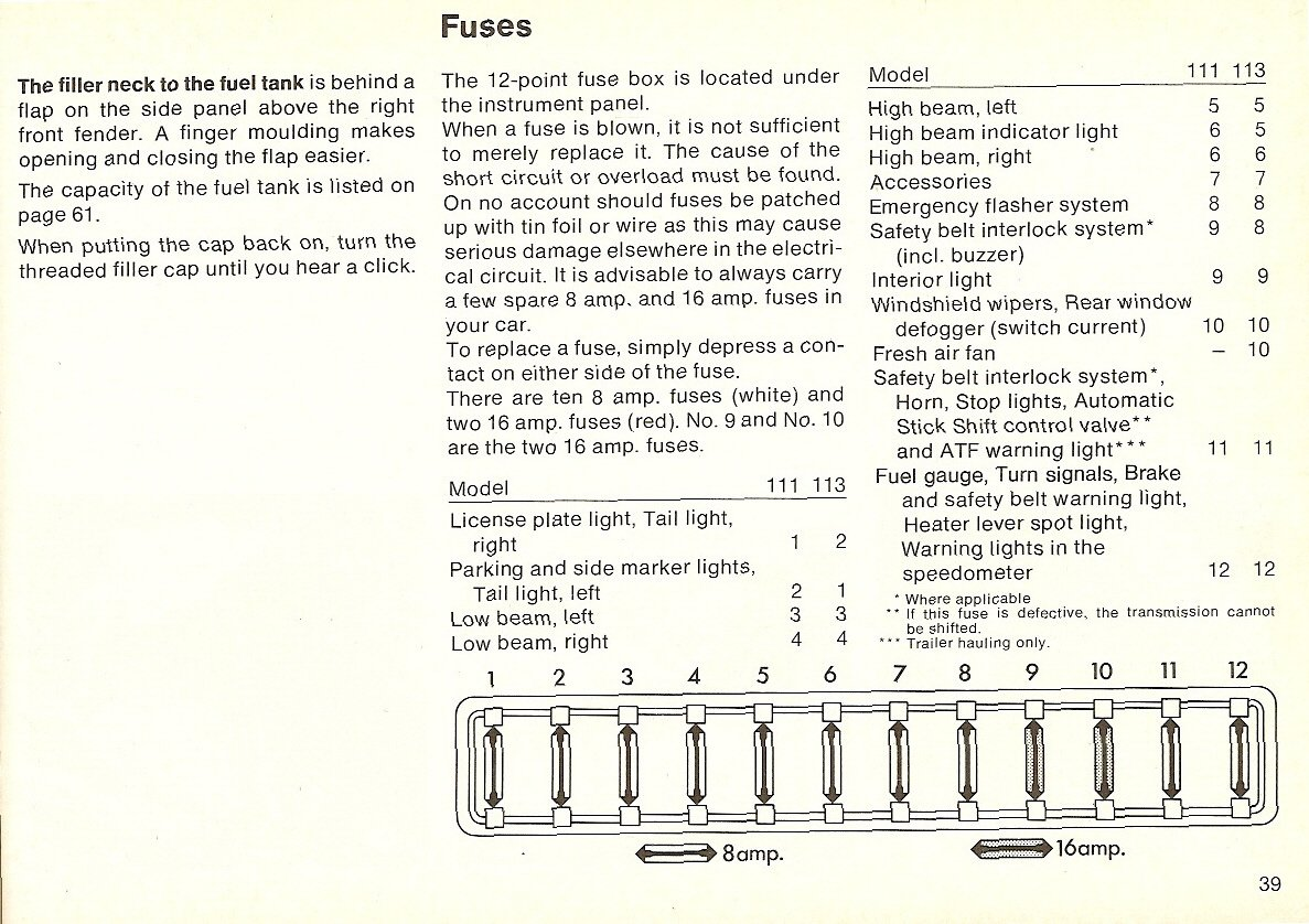 1968 Vw Bug Fuse Diagram Improve Wiring Beetle Engine 1970 Box 16 Images