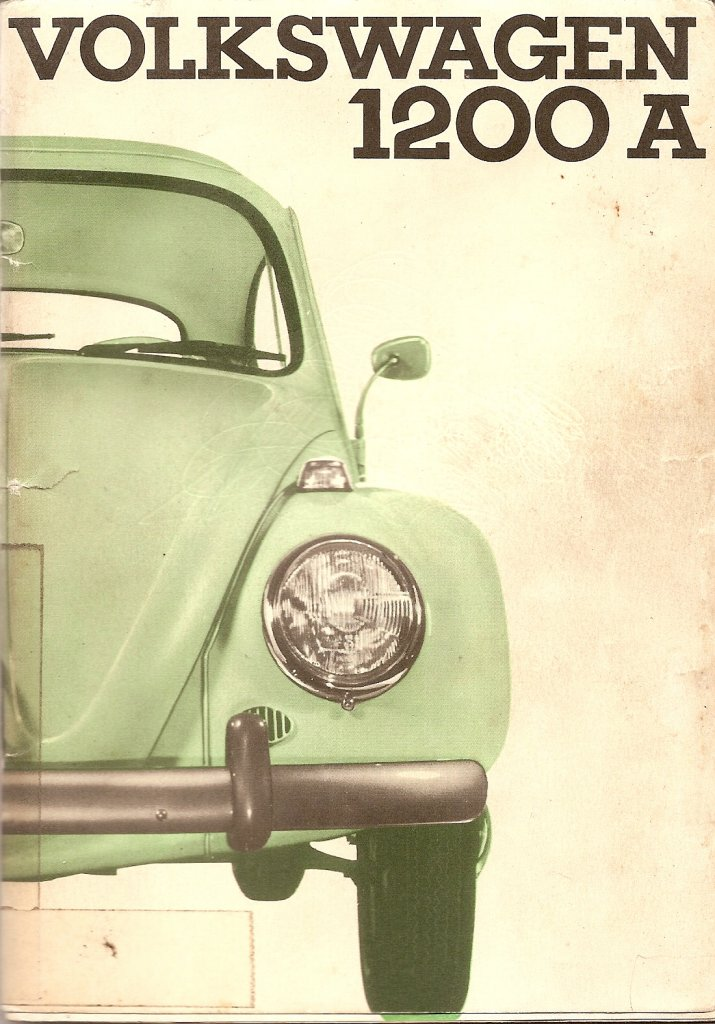 thesambacom august   vw bug  owners manual