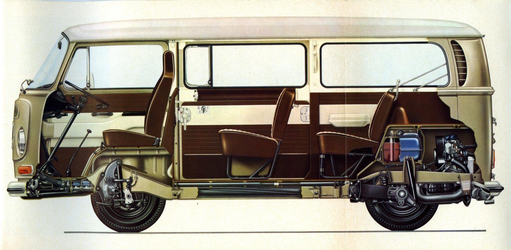 1977 vw bus owners manual
