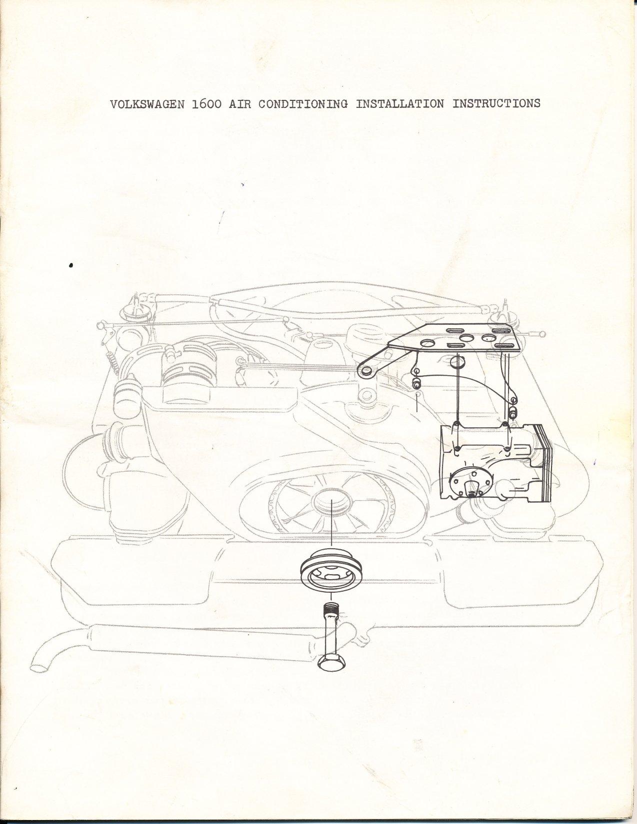 thesamba com    air conditioning parts list
