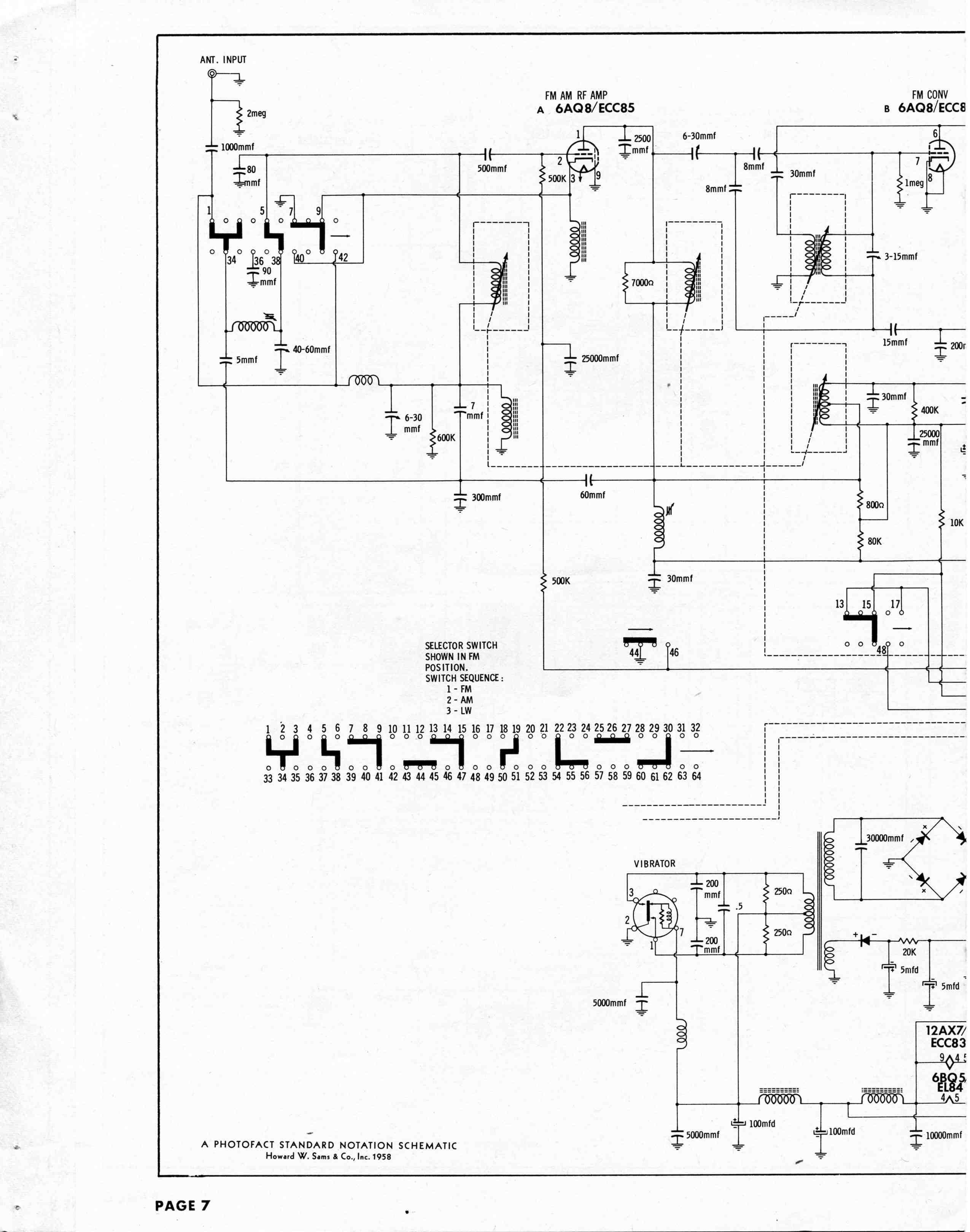 Becker Wiring Diagram