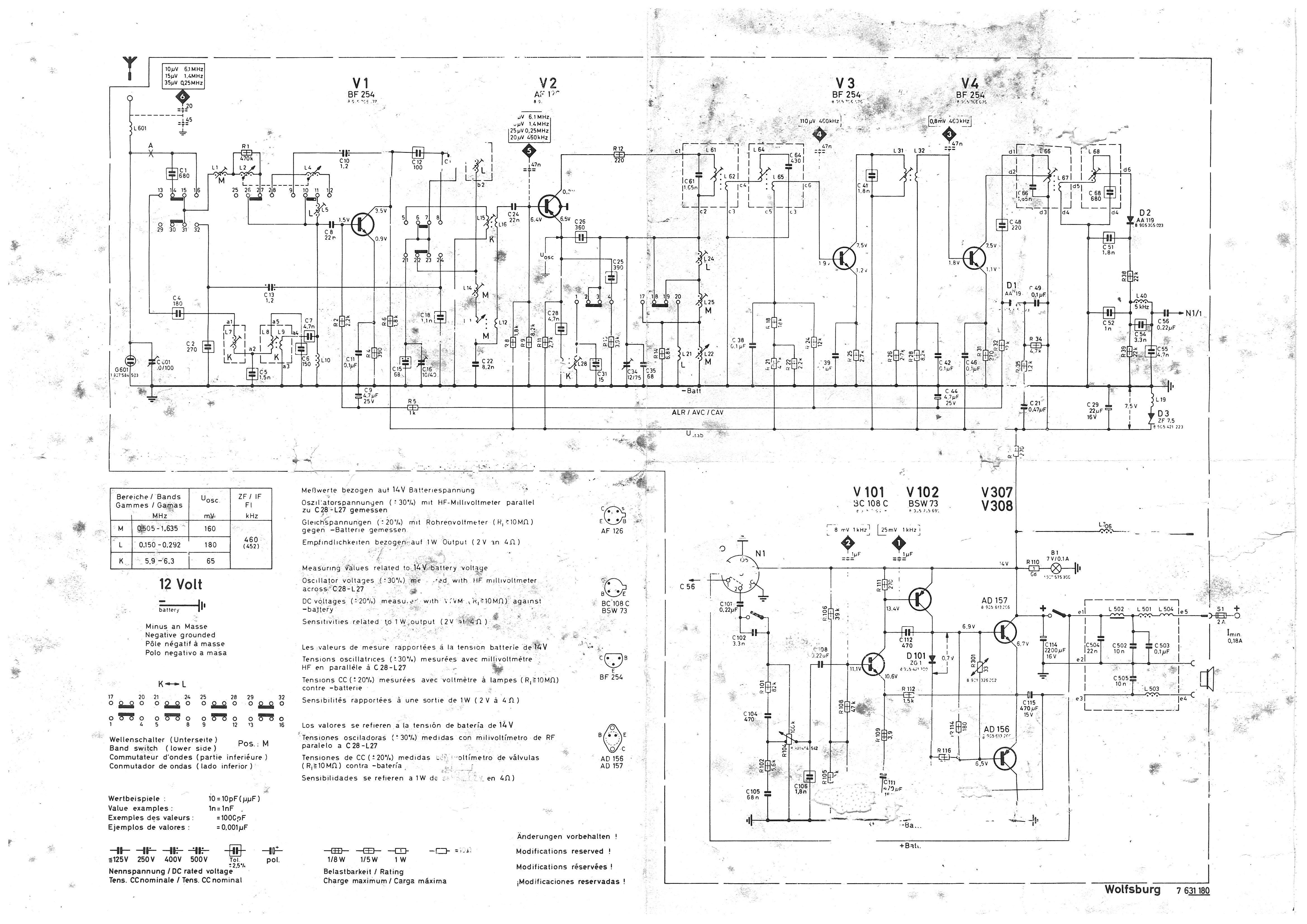 Wiring Diagram Blaupunkt Car Stereo Free For You Boss Harness Radio Emden Vw Help Uk Vintage Bose Diagrams Kenwood