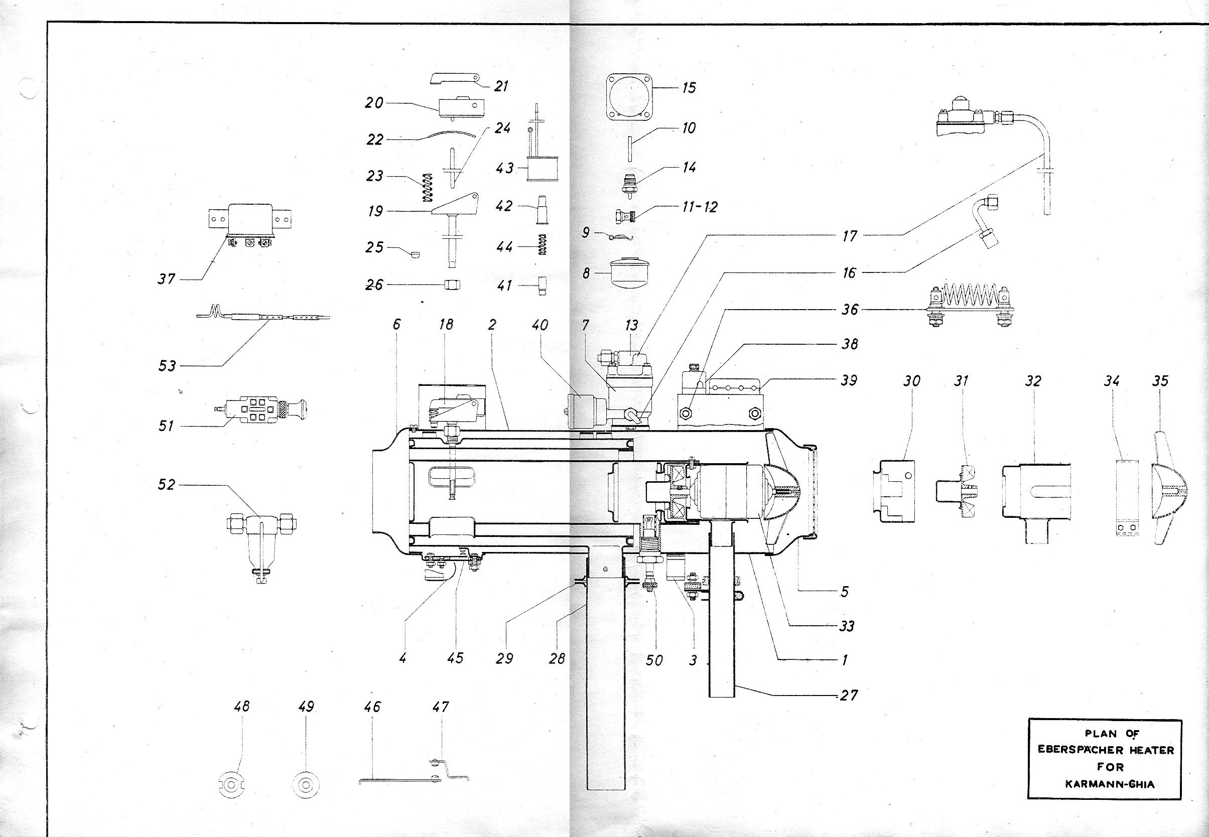 type 2 volkswagen parts catalog