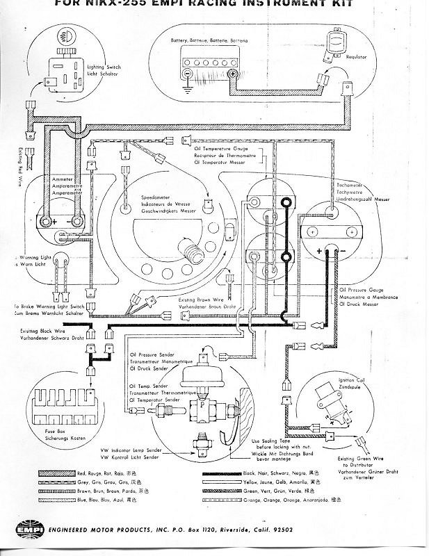 empi wiring diagram wire center u2022 rh 207 246 123 107 empi wiring diagram empi wiring harness diagram