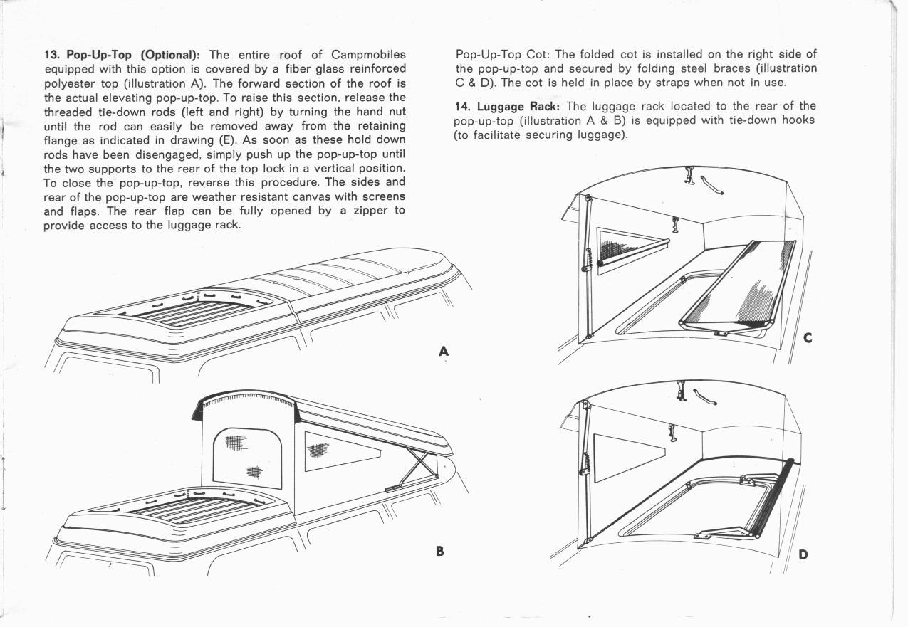 TheSamba.com :: 1970 Westfalia Campmobile Operating ...