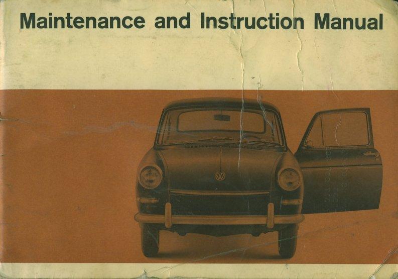 thesamba com june 1967 type 3 owners manual rh thesamba com 2013 VW Jetta TDI Service Manual VW Routan Service Manuals