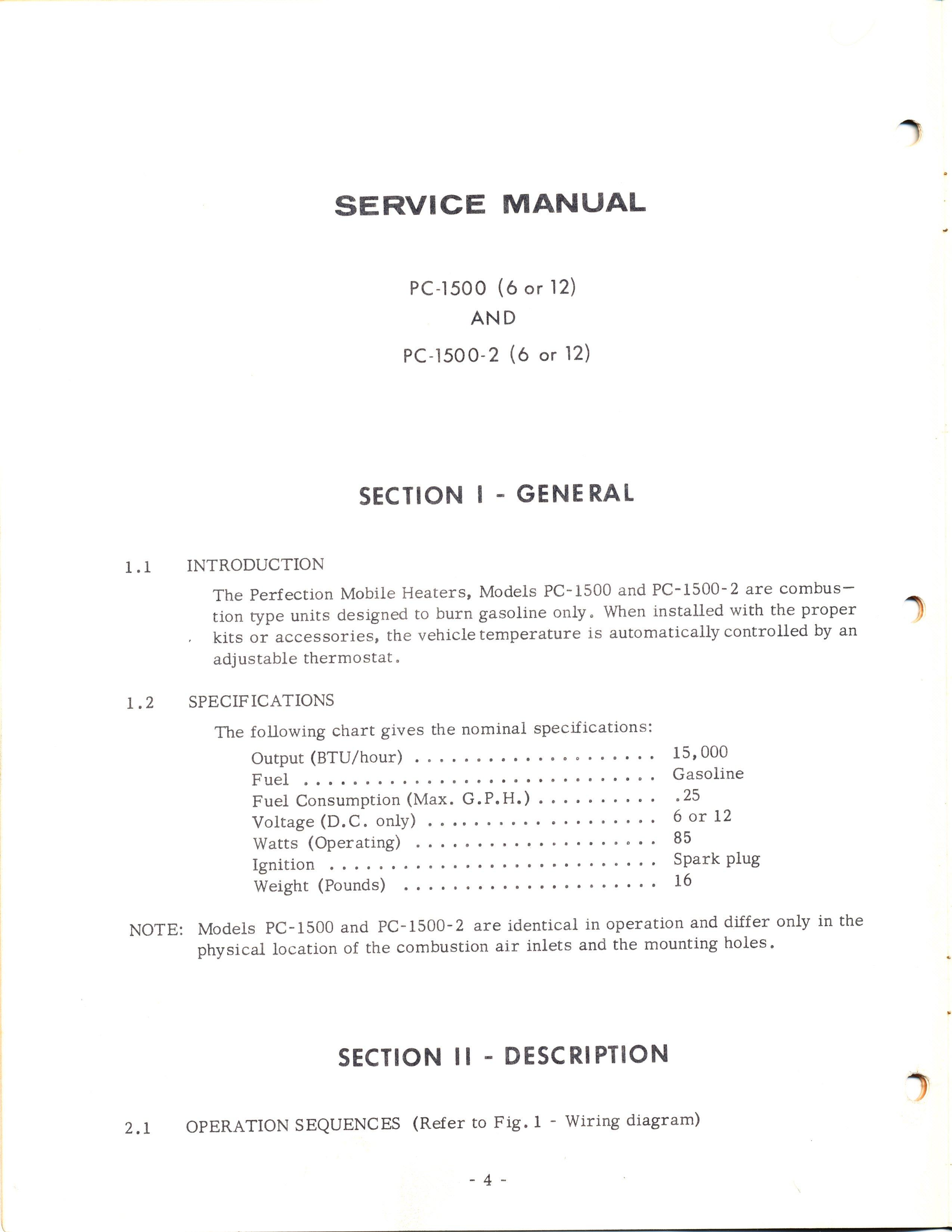 Pc Service Manual 2 Komatsu Pc75uu 1 Wiring Diagram Kenworth Truck Owner All Array Thesamba Com Perfection 1500 Type And 3 Gas Rh