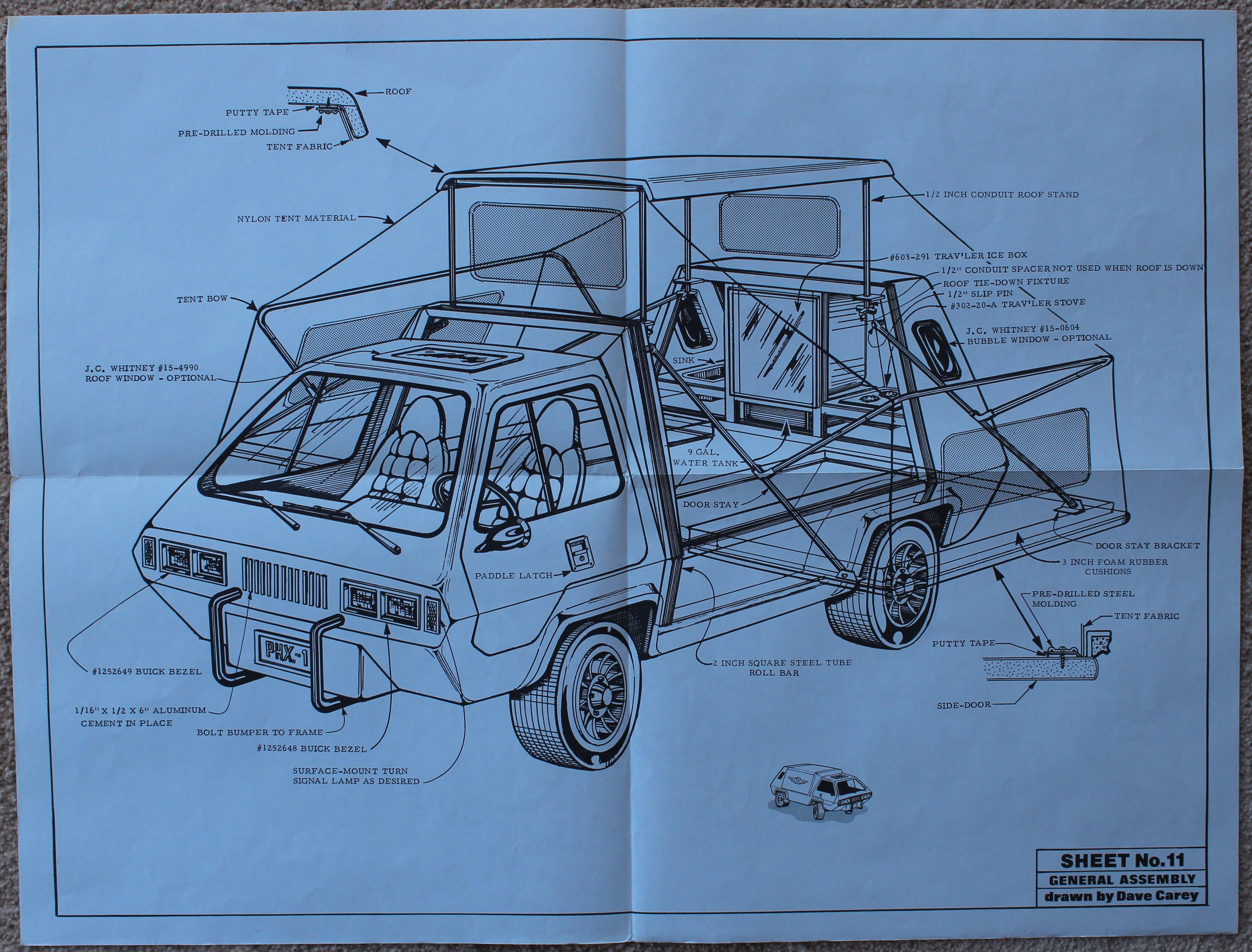 Thesamba Com Phoenix Camper Vw Bus Kit
