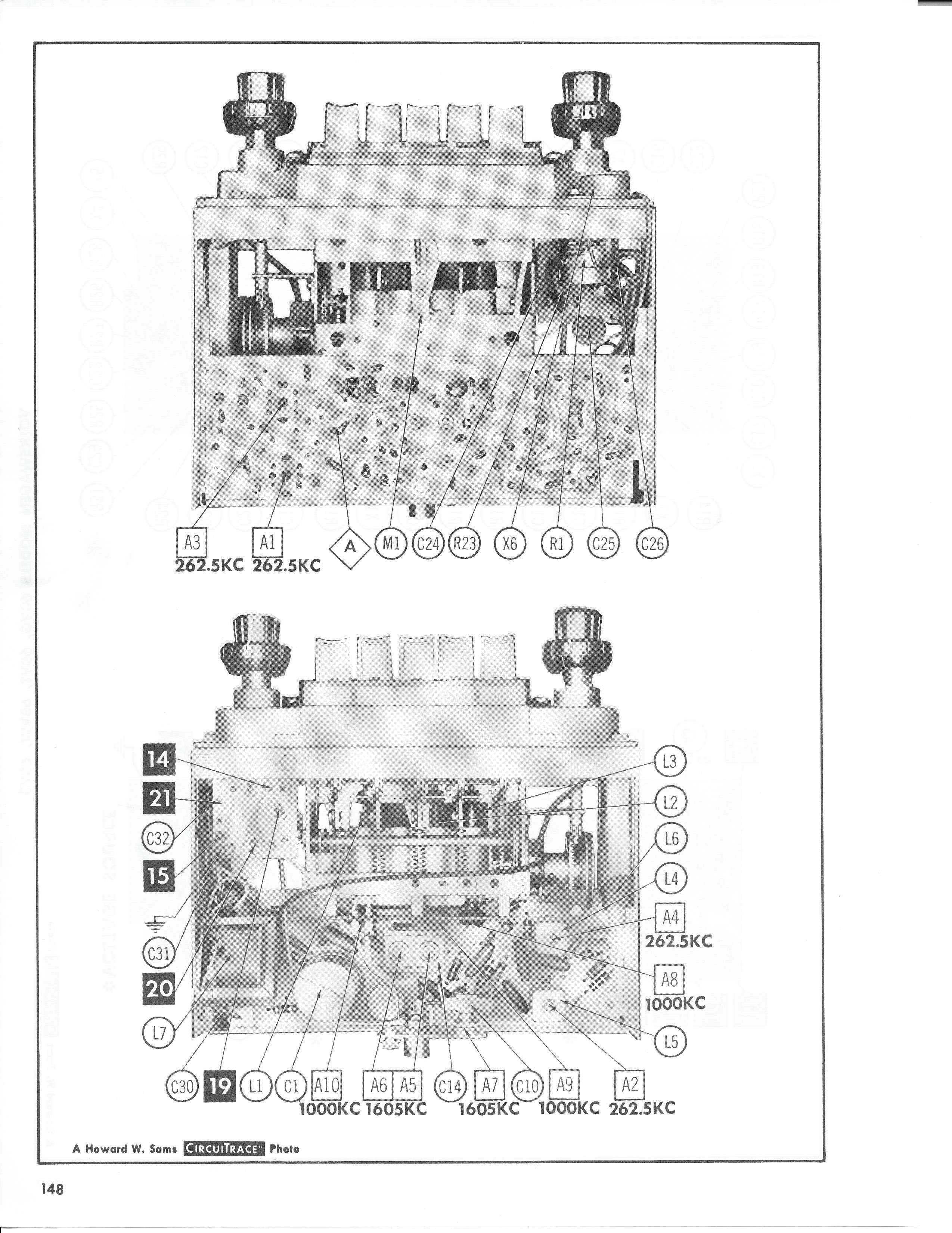 thesamba com    1966 sapphire iii photofact repair booklet