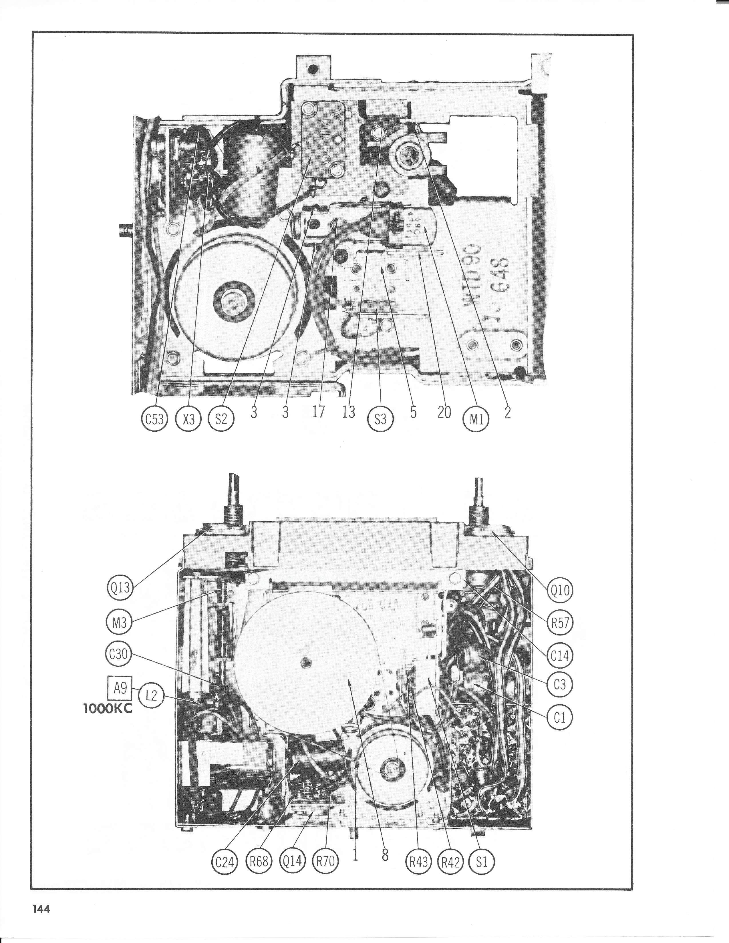 parts of a transit bus engine
