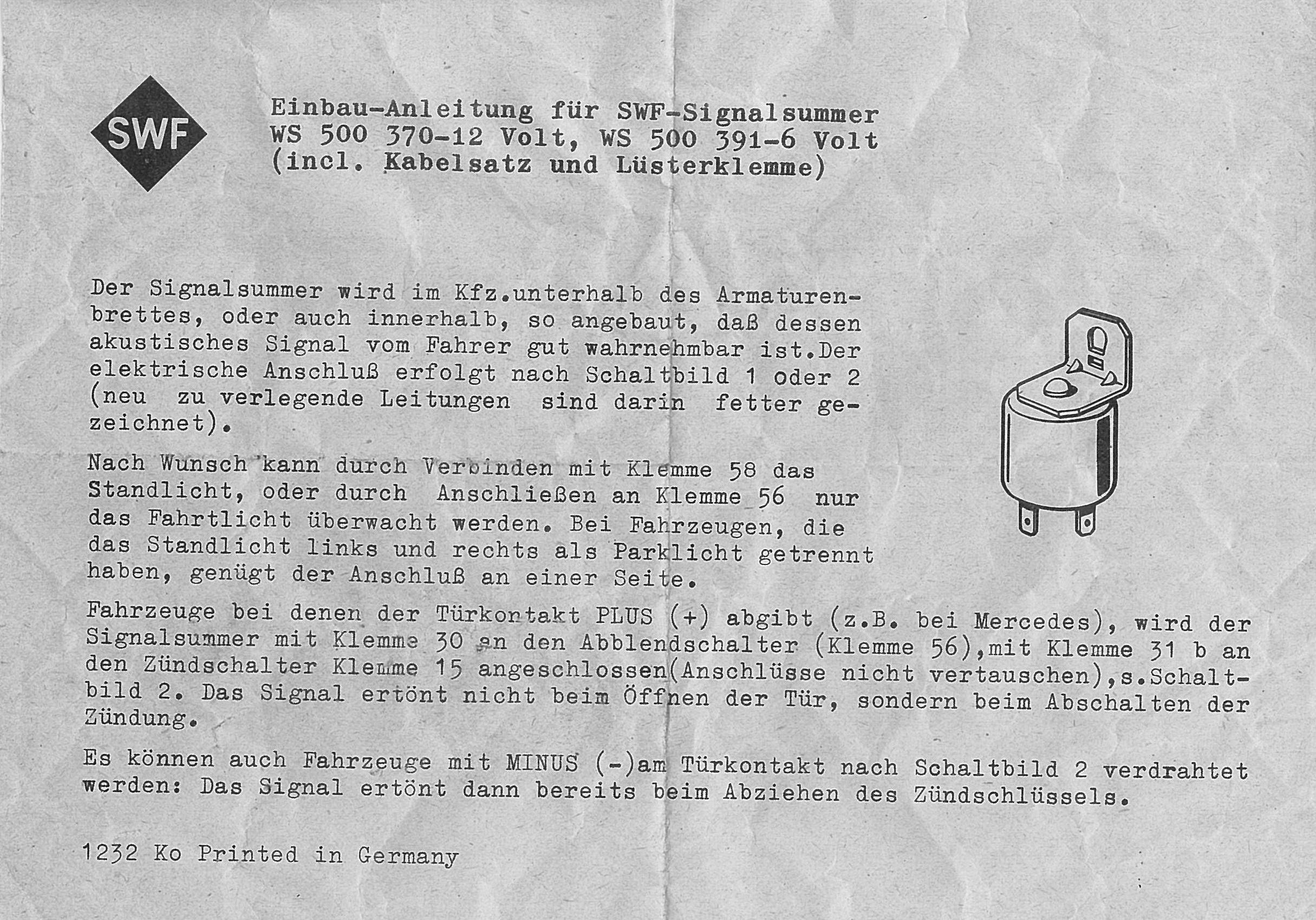 Niedlich 12 Volt Relaisverdrahtung Fotos - Die Besten Elektrischen ...