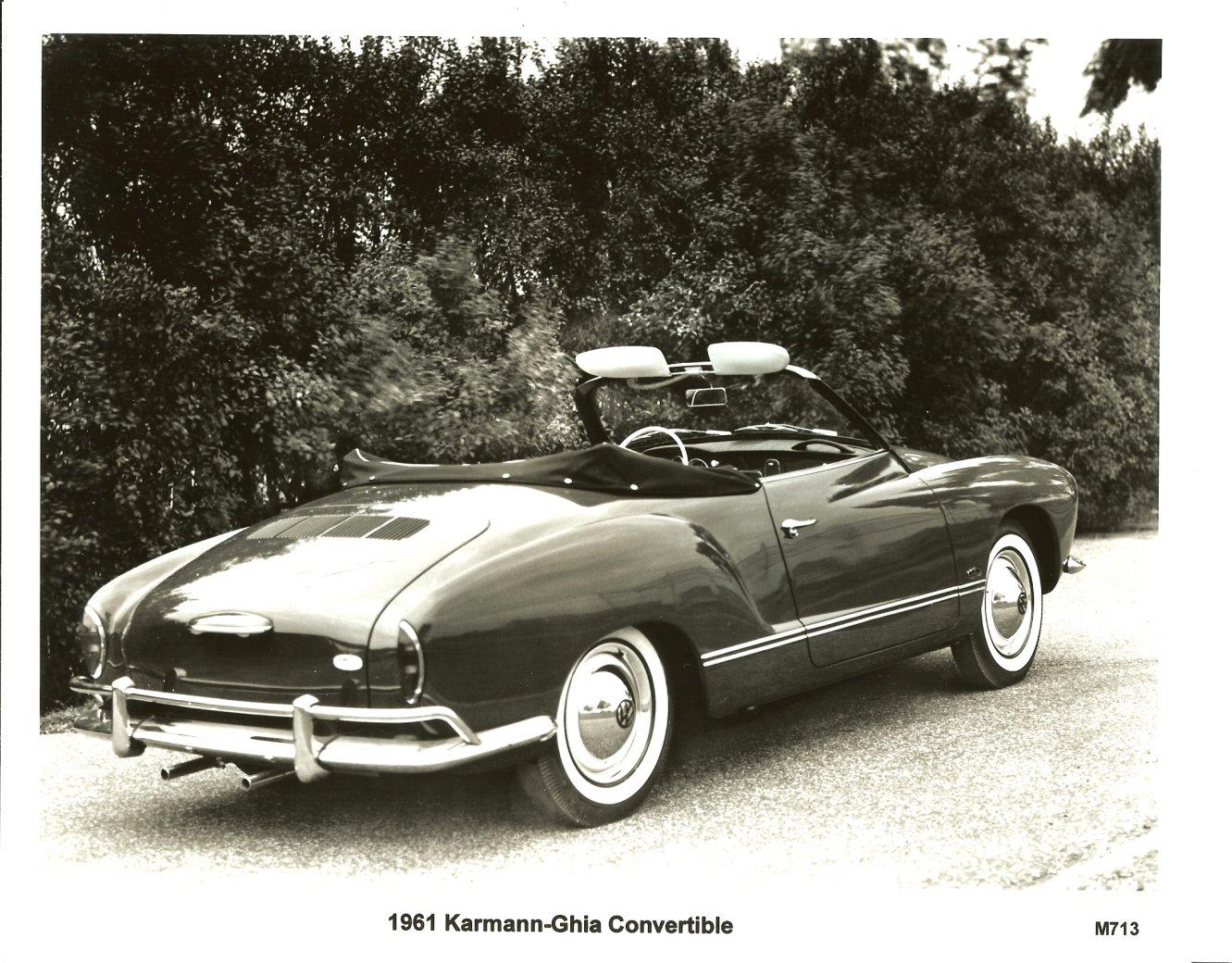 '61 Ghia Convertible
