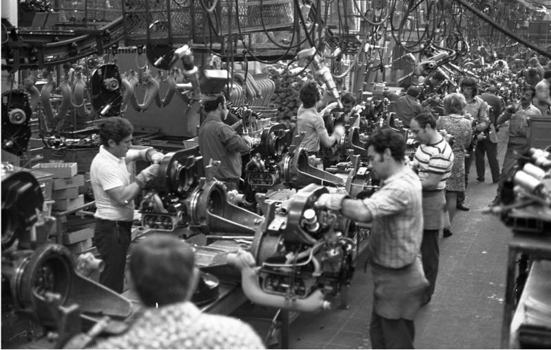 Algures por Hannover em 1973... 7