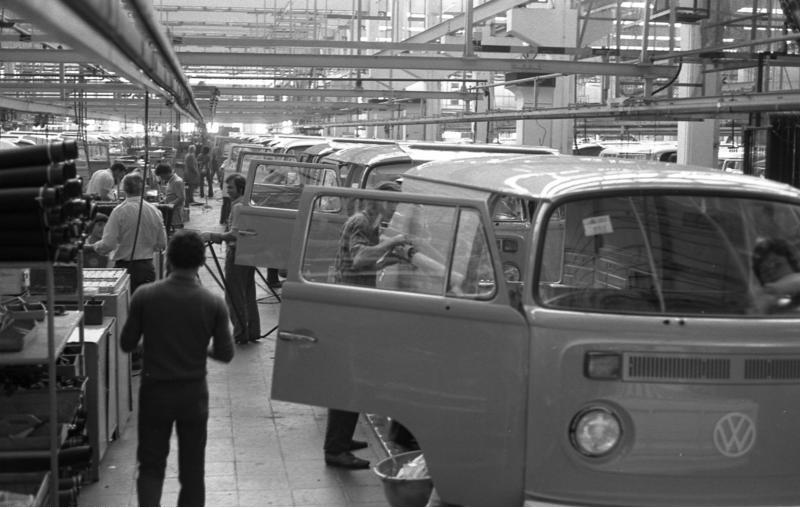 Algures por Hannover em 1973... 18