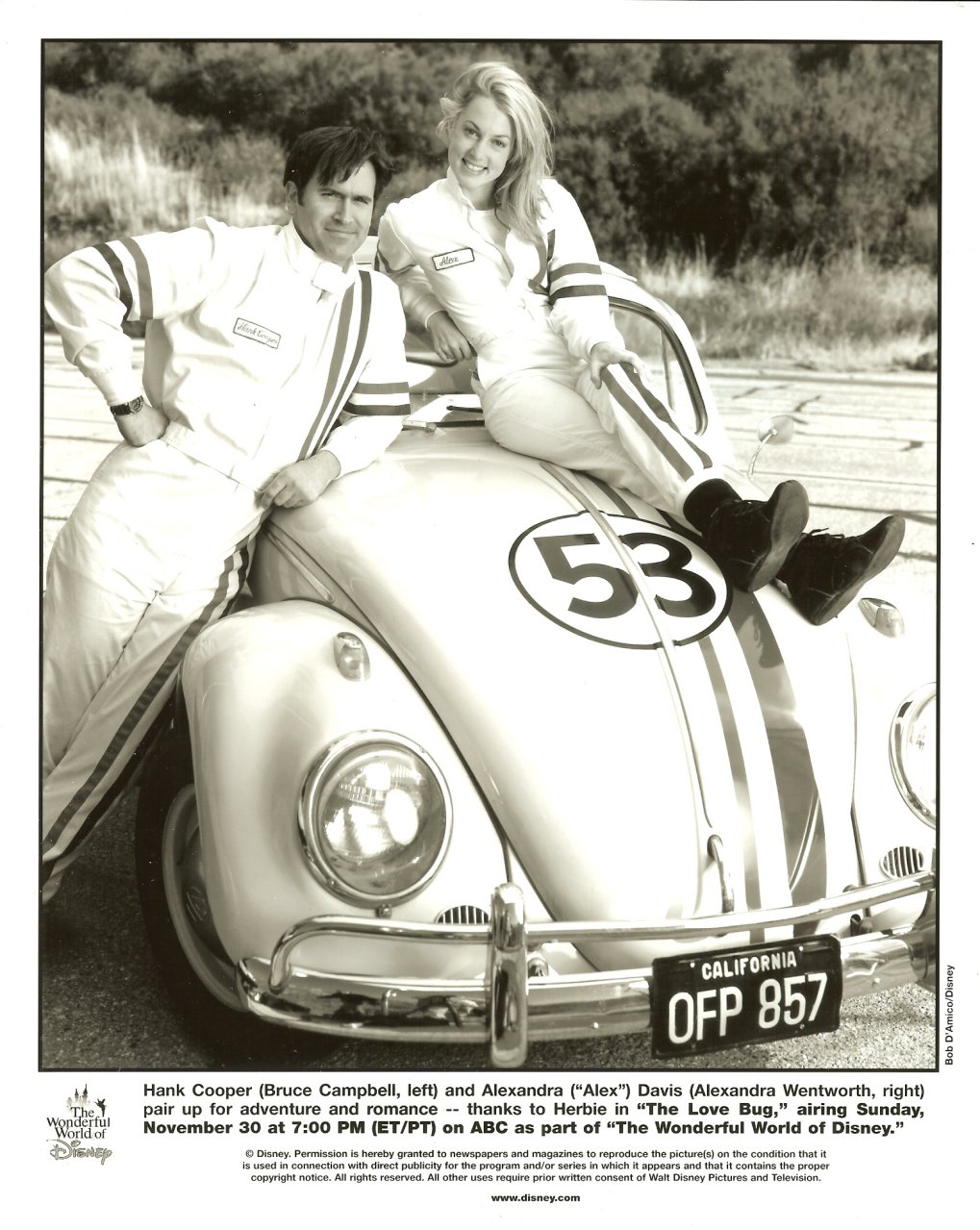 herbie the love bug 1997