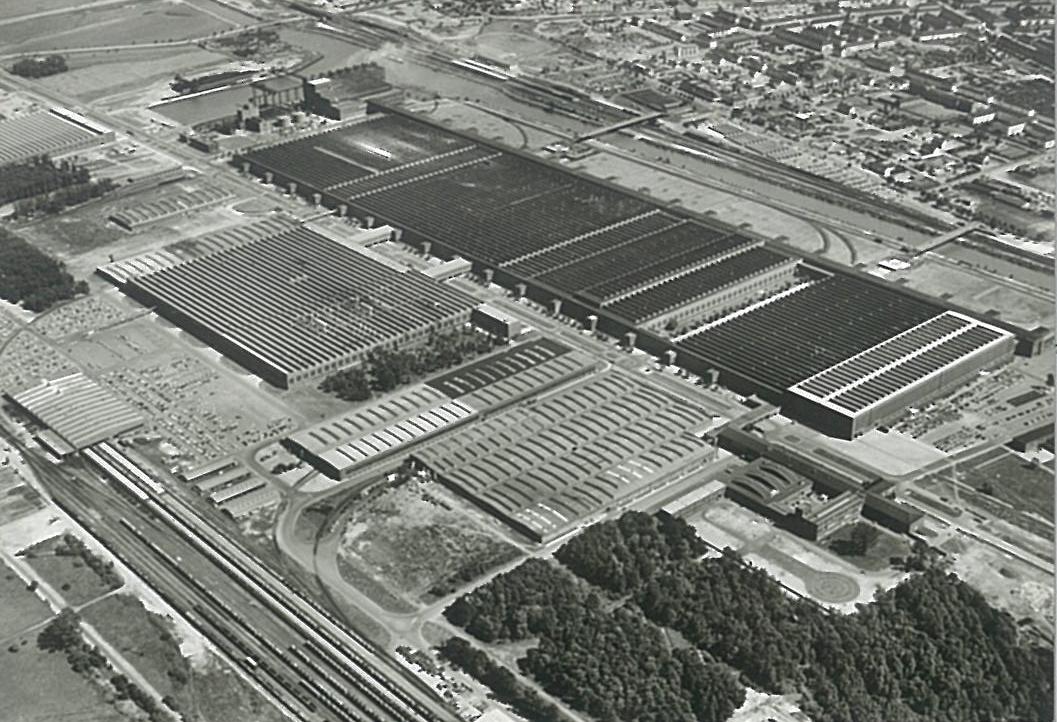 Welcome to Wolfsburg in 1973 Wolfsburg2a