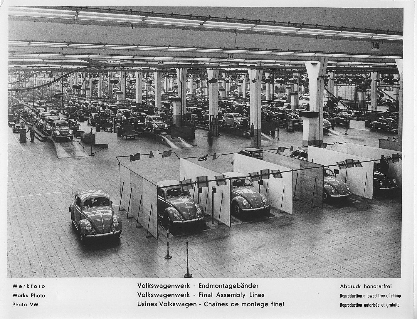 Wolfsburg Factory Vw K 228 Fer Pinterest Wolfsburg And