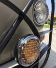 Spot lights Fog Lights with mesh grille amber lens