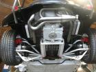 Cooler engines CoolRydes U.T.F. oil cooler system