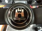 Wolfsburg Crest VW Baywindow Bus Horn Button