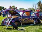 1956 Euro rag 2016 Hot VWs cover car