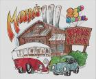 23rd Annual Madera VW Spring Fling Show Swap Camp