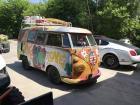 1966  hippie bus