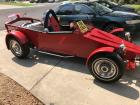 Barn Find 68 Roadster