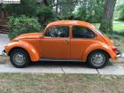 72 Super Beetle Daily Driver