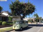 1958 Volkswagen Standard Microbus Pressed Bumper!!